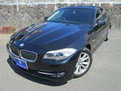 BMW523i ハイライン 黒革 Bカメラ 禁煙