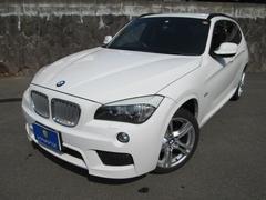 BMW X1sDrive 18i Mスポーツ HDDナビ 禁煙