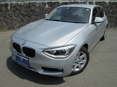 BMW116i  HDDナビ Bカメラ 禁煙