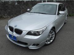 BMW525i Mスポーツ HDDナビ
