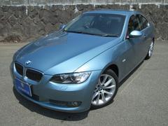 BMW335i 黒革 HDDナビ 禁煙