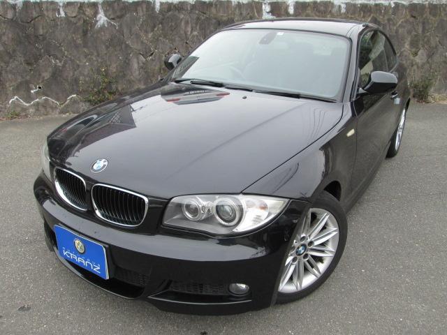 BMW 1シリーズ 120i Mスポーツ メモリーナビ DTV 禁煙