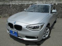 BMW116i HDDナビ Bカメラ 禁煙車