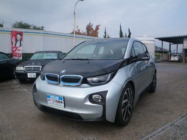 BMW スイート レンジ・エクステンダー装備車 保証継承対象