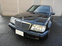 M・ベンツ500E E500リミテッド サンルーフ 本革 左ハンドル