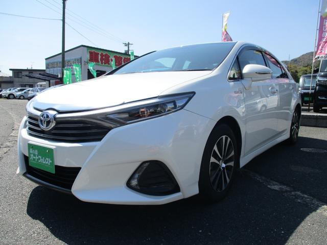 トヨタ S 純正メモリーナビ 地デジフルセグTV バックカメラ