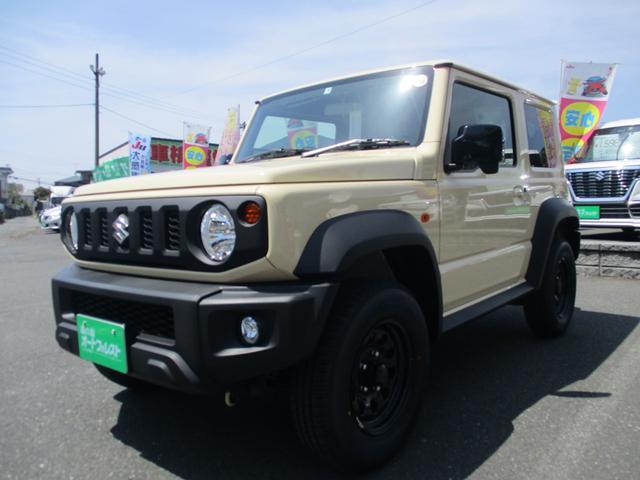 スズキ JL 登録済未使用車 パートタイム4WD インテリジェントキー