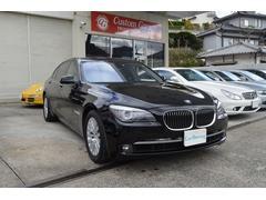 BMW750Li サンルーフ 純正ナビ フルセグTV