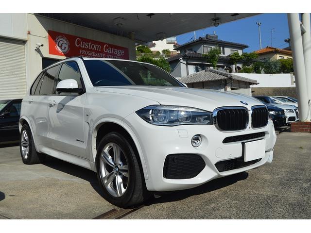 BMW xDrive 35d Mスポーツ セレクトPKG