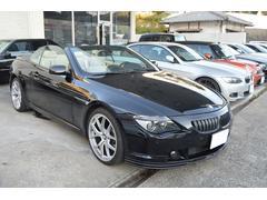 BMW650iカブリオレ アルピナFスポイラー 社外20インチAW