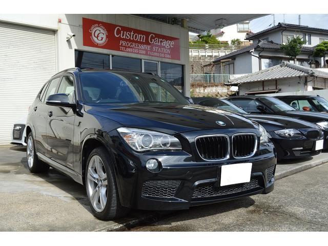 BMW xDrive 28i Mスポーツ 純正ナビ 18インチAW