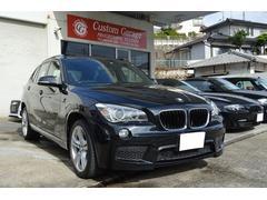 BMW X1xDrive 28i Mスポーツ 純正ナビ 18インチAW
