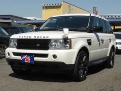 レンジローバースポーツHSE 4WD 20AWエアサス