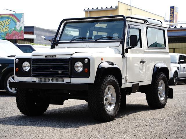 ランドローバーディフェンダー(ランドローバー) 90 4WD 50周年記念車 中古車画像