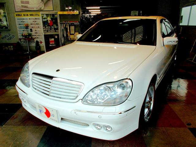 メルセデス・ベンツ S600L BRABUS-Styling