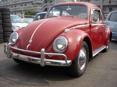 VW ビートルビートルタイプ1 4MT 左ハンドル 1499cc