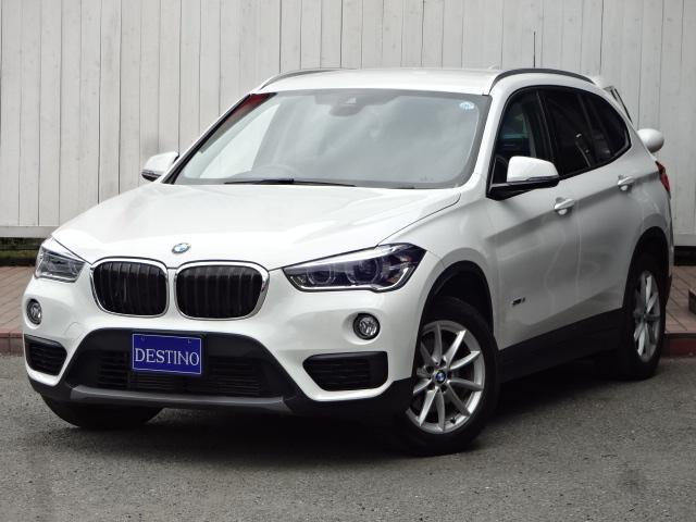 BMW sDrive 18i 禁煙1オーナバックカメラ