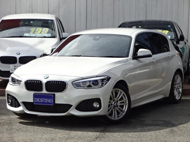 BMW 118i Mスポーツバックカメラ禁煙クルーズコントロール