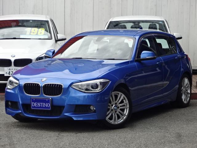BMW 116i Mスポーツ 禁煙 ナビ