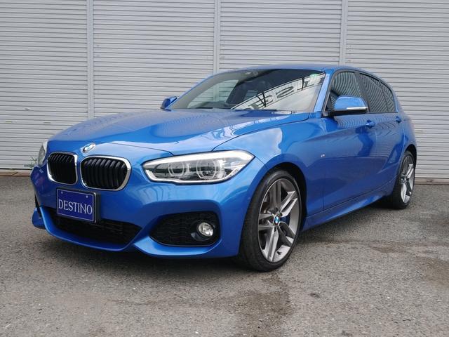 BMW 1シリーズ 120i Mスポーツ 後期モデル HDDナビ Bカメラ スマートキー LEDヘッドライト