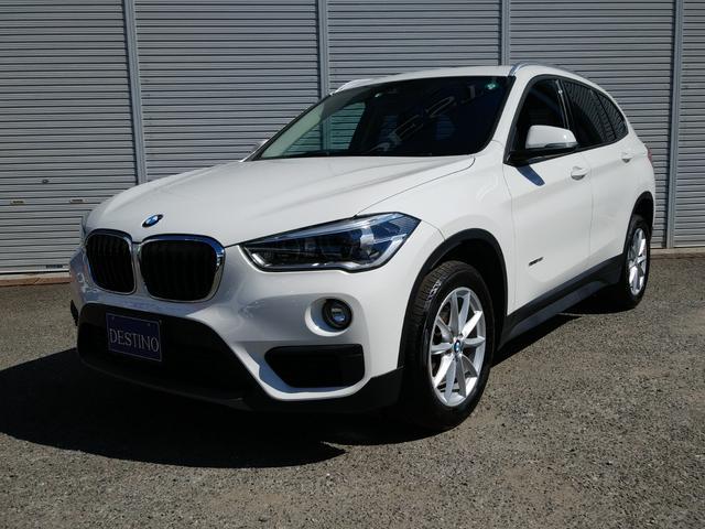 BMW sDrive 18i 衝突軽減 純正ナビ Bカメラ スマートキー 電動リアゲート ETC オートライト LEDヘッドライト