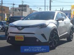 C−HRG ワンオーナー 新車保証継承 トヨタセーフティセンス搭載