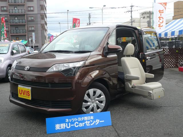 トヨタ F 助手席回転リフトアップシート 1年保証 電動スライドドア