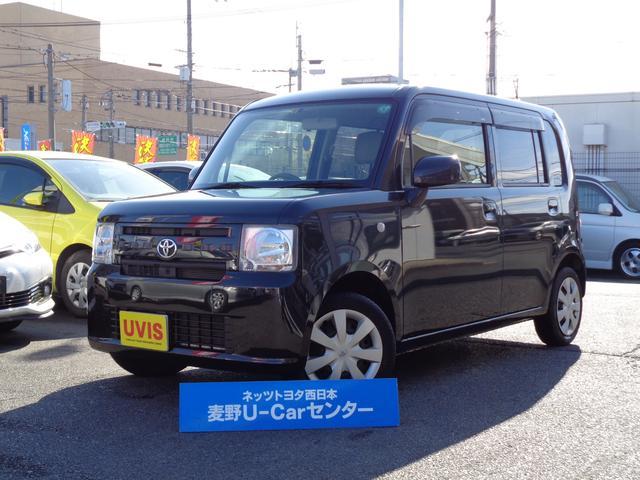 トヨタ ピクシススペース L 1年保証 ロングラン補償対象 エコアイドル CDチューナー