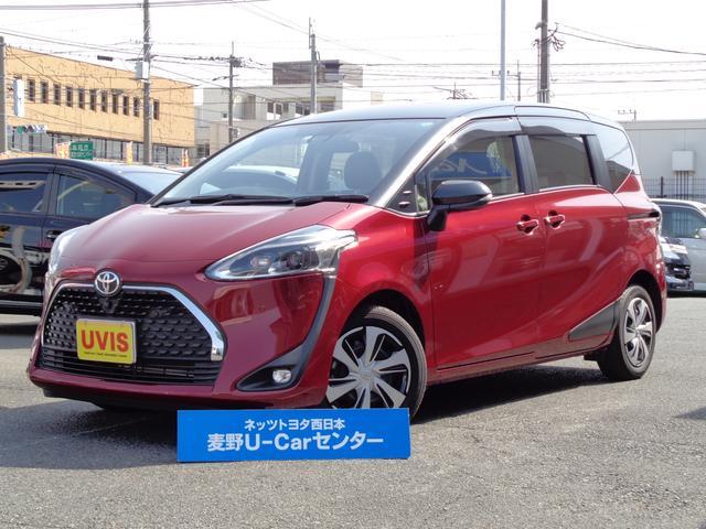 トヨタ G クエロ 当社試乗車 新車保証継承 トヨタセーフティセンス ツートンカラー 7人乗り パノラミックビュー