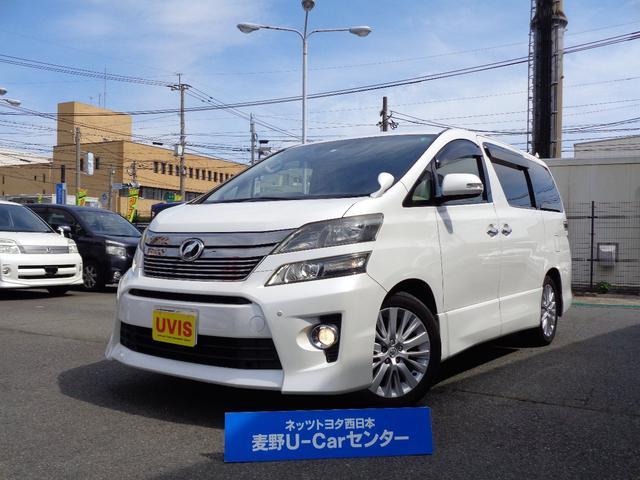 トヨタ 2.4Z SDナビ ETC バックカメラ 後席モニター 1年保証 ロングラン補償対象