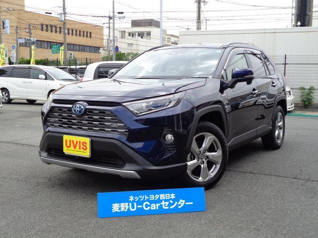 トヨタ RAV4 ハイブリッドG 新車保証継承 SDナビ バックカメラ