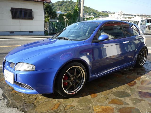 アルファロメオ GTA 6MT