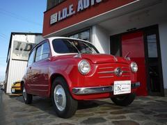 フィアット600Prima Serie Bicolore 1955y