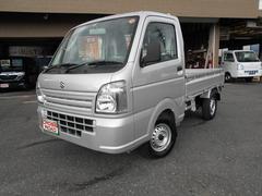 キャリイトラックKCエアコン・パワステ 4WD 3方開 5MT