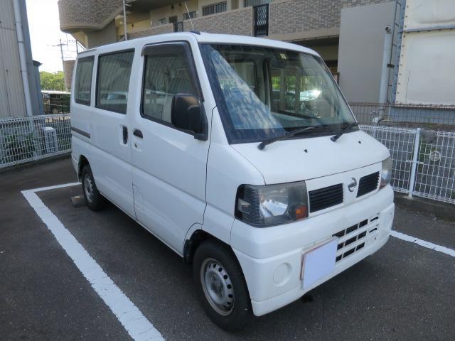 日産 DX マニュアル車 エアコン パワステ