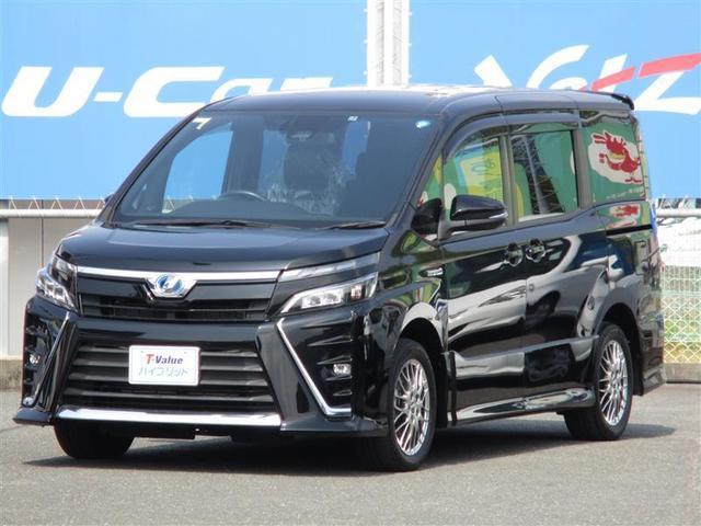 トヨタ ハイブリッドZS セーフティーセンス・10インチナビ