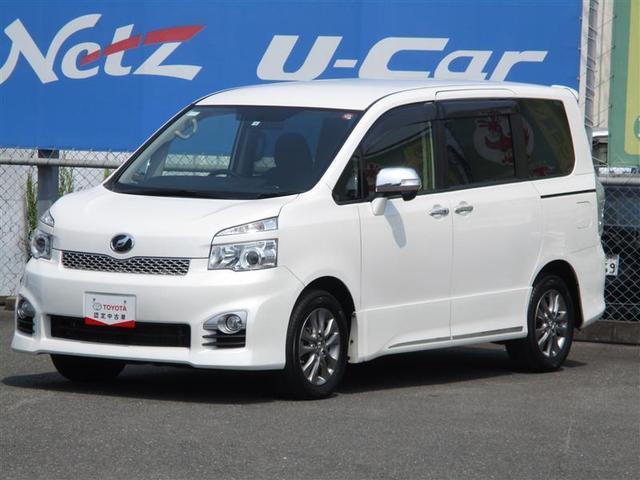 トヨタ ヴォクシー ZS 煌II SDナビ&バックガイドモニター ETC