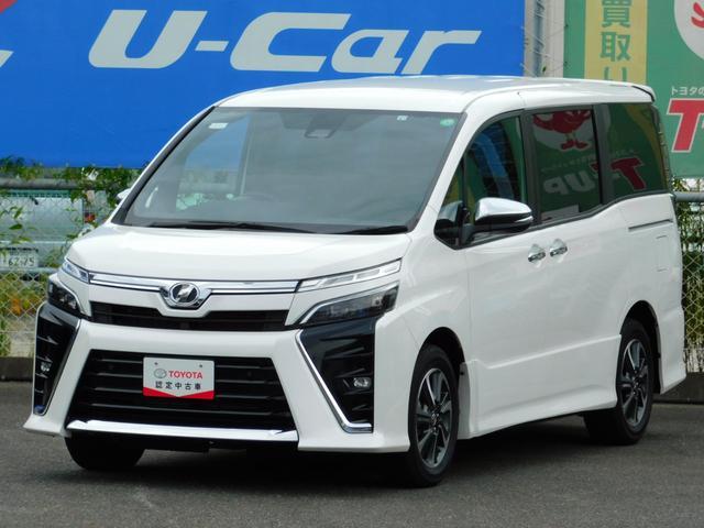 トヨタ ZS 煌II トヨタセーフティーセンスにインテリジェントクリアランスソナー 9インチT-Connectナビ&マルチビューバックモニター