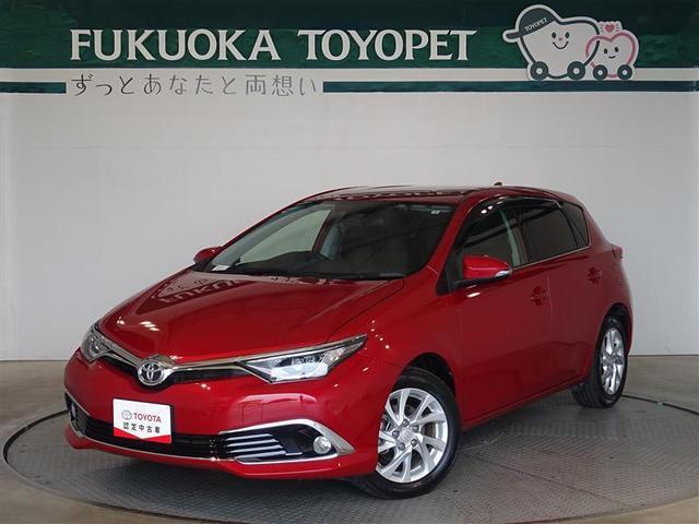 「トヨタ」「オーリス」「コンパクトカー」「福岡県」の中古車