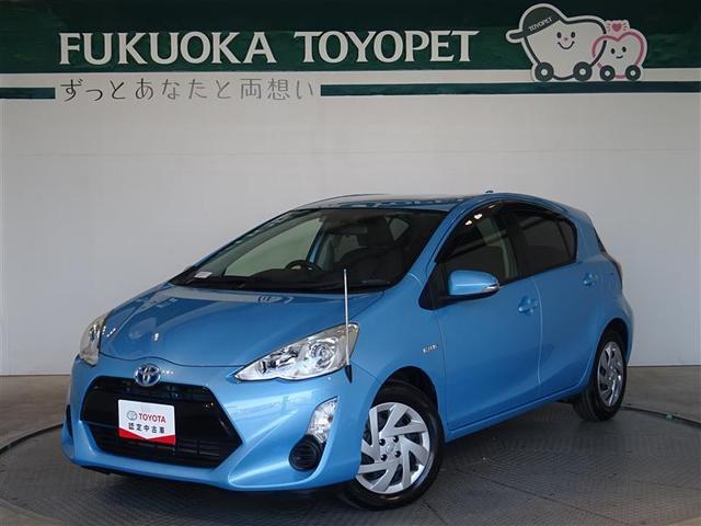 「トヨタ」「アクア」「コンパクトカー」「福岡県」の中古車