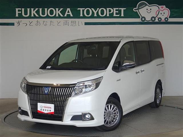 「トヨタ」「エスクァイア」「ミニバン・ワンボックス」「福岡県」の中古車