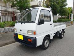サンバートラック5速MT 4WD