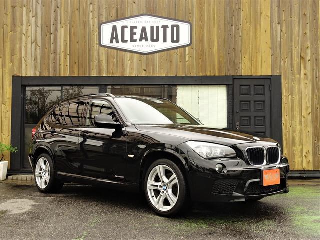 BMW xDrive 20i Mスポーツパッケージ 4WD アルカンターラシート ナビ・TV・CD・DVD・ブルートゥース・USB バックカメラ スマートキー プッシュスタート HIDヘッドライト オートライト機能 ETC