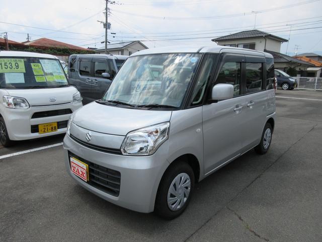 「スズキ」「スペーシア」「コンパクトカー」「佐賀県」の中古車