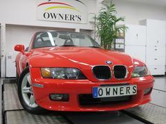 BMW Z3ロードスター2.2i 最終モデル ハーフレザーシート キーレス ETC