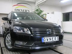 VW パサートヴァリアントTSIコンフォートライン ナビTV ディーラー整備記録簿4枚
