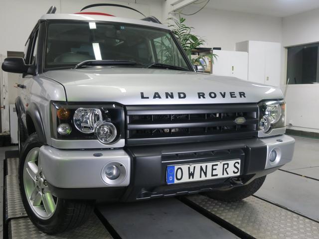 ランドローバー HSE ブレックレザー サイドステップ スペアタイヤカバー
