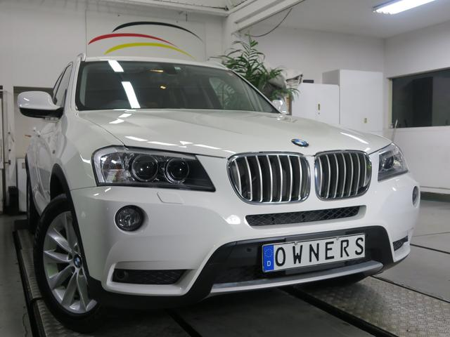 X3(BMW) xDrive 28i 中古車画像