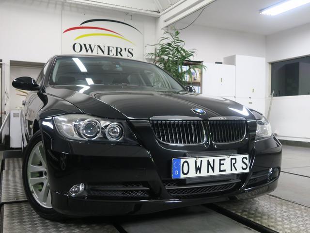 BMW 320i ハイラインパッケージ 黒革シートヒーター 整備記録