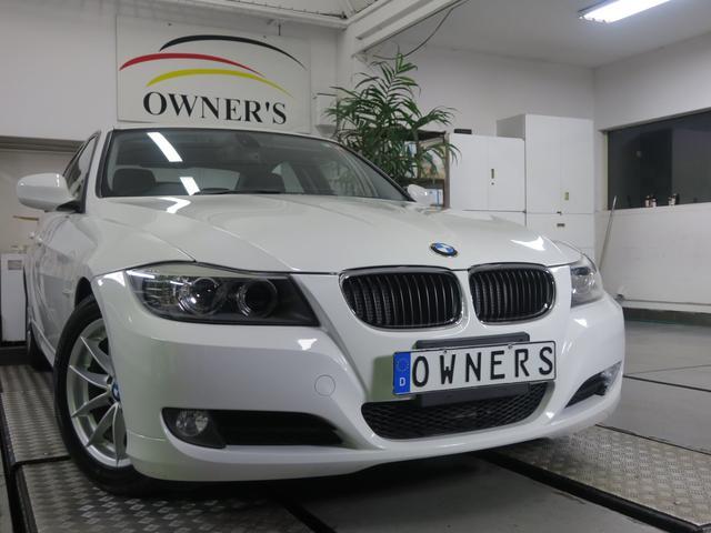 BMW 320i HDDナビ ETC ワンオーナー 整備記録簿4枚